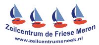 Zeilcentrum de Friese Meren, Sneek logo